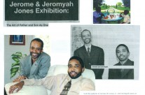 Article: Jerome & Jeromyah Jones Exhibition