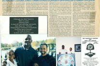 Article: Jerome Jones Commissioned to Paint Evander Holyfield